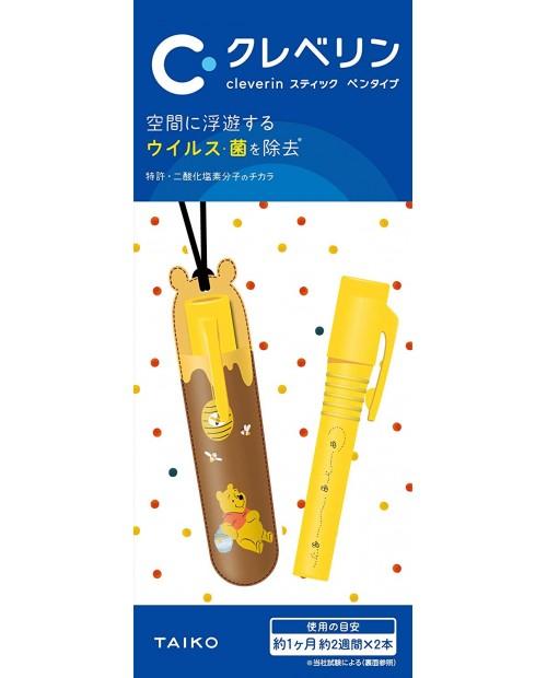 Cleverin Pen / Портативная ручка вирус блокатор на 1 месяц