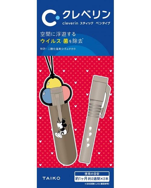 Cleverin Pen Disney / Портативная ручка вирус блокатор на 1 месяц