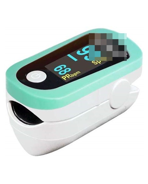 Pulse oximeter (2) Made in Japan