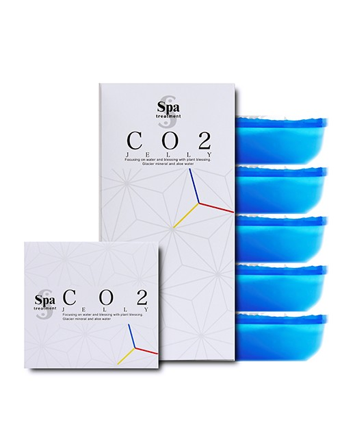 Spa Treatment Co2 Jelly G 5psc