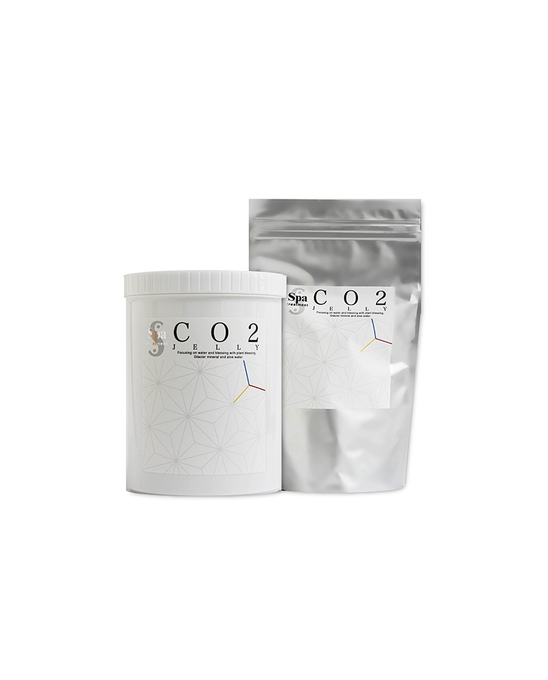 Spa Treatment Co2 Jelly G 40 times