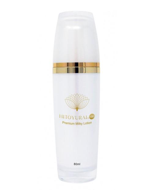 "Cocoage ""HITOYURAI+30"" Premium Milky Lotion 80ml"