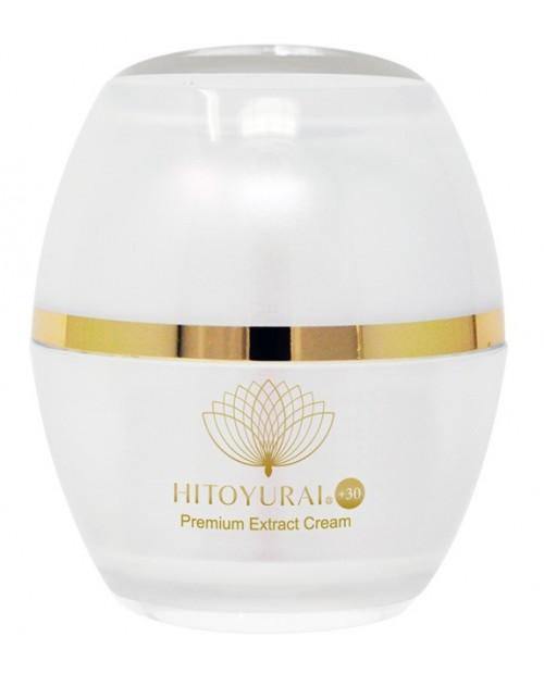 "Cocoage ""HITOYURAI+30 "" Premium Extract Cream 30g"