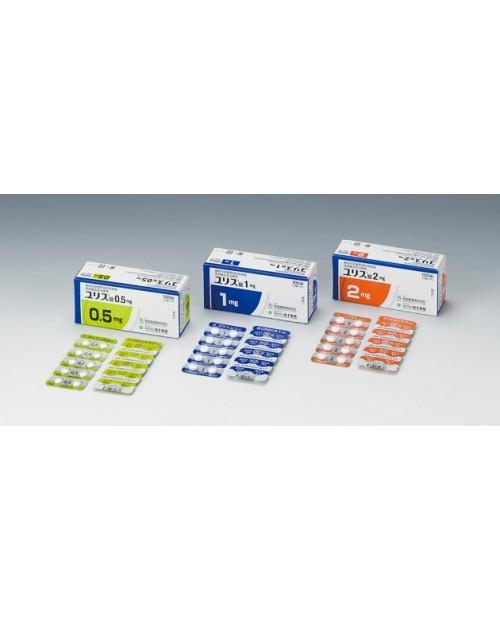 """Fuji pharma"" Urece 0.5mg x 100 Tab /"