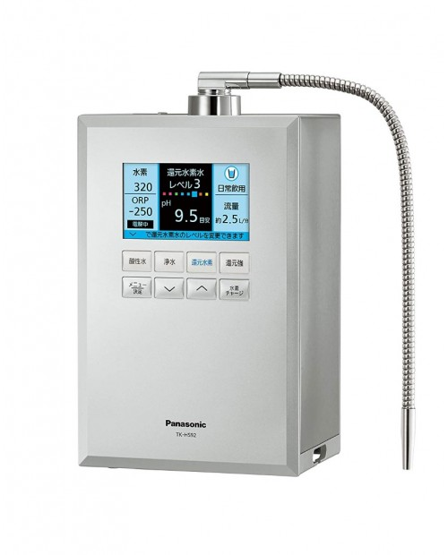 Panasonic Tamper Hydrogen Water Generator Silver TK – HS92