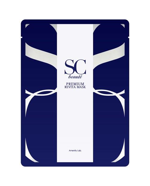 Amenity SC Beaute Premium Revita Mask 4 sheet