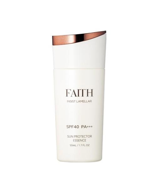 FAITH INSIST LAMELLAR SUN PROTECTOR ESSENCE SPF40 PA+++, 50ML