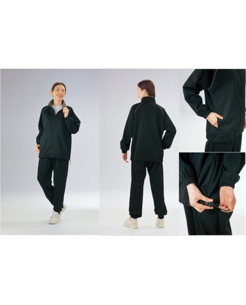 CANIT Silver-Titan Fittnes Suit for Women - женский костюм-сауна для похудения