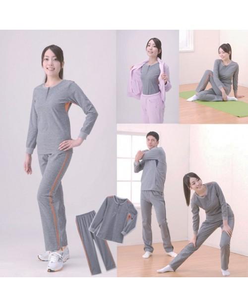 CANIT- Silver-titan inner sauna suits- женский костюм-сауна для похудения