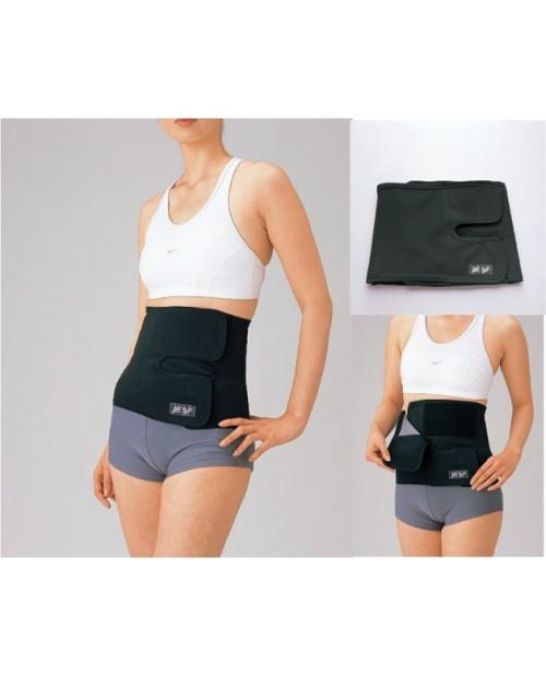 CANIT Silver -Titan waist shpaer big - пояс для похудения с застежкой
