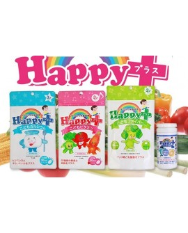 Happy Plus и MORIKAWA KENKODO биодобавки для детей