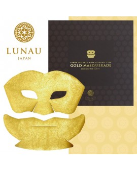 LUNAU - premium line of golden cosmetics